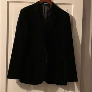 Other - Black velvet dress blazer